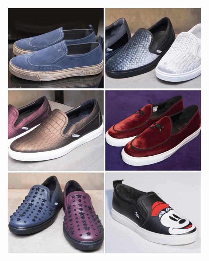 مدل کفش 2018