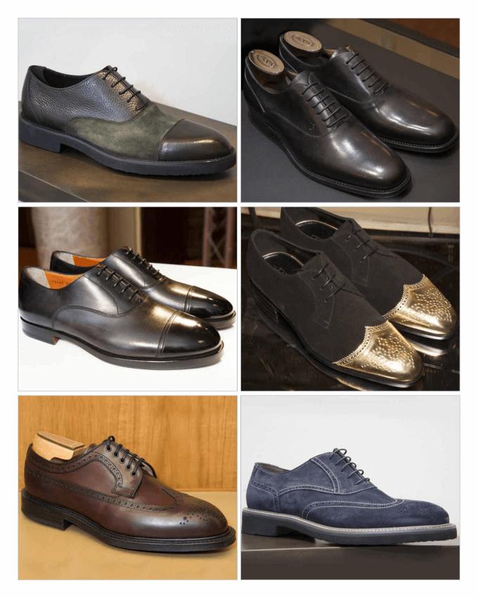 مدل کفش های مردانه 2017