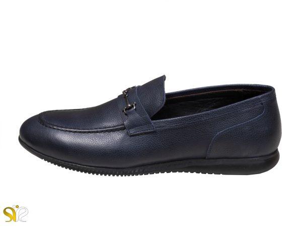 کفش مردانه کالج رنگ سرمه ای مدل گابریل سی سی