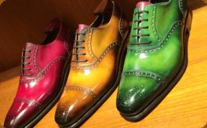 کفش های مردانه رنگی (Colorful Men Shoes)