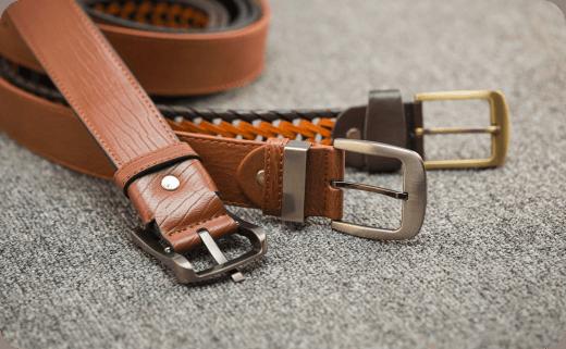 انواع کمربندهای چرمی مردانه (Men's Belt)