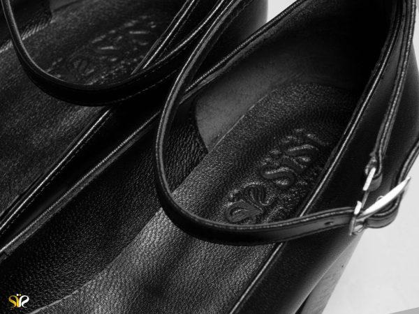 سکگ کفش زنانه رسمی مدل کاترینا رنگ مشکی - کفش تبریز