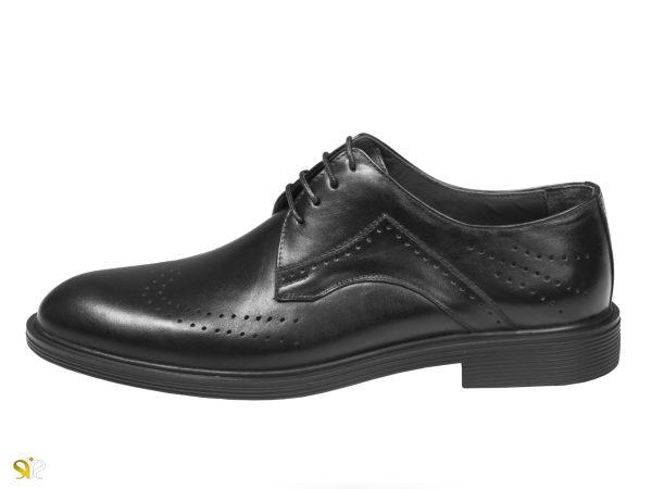 عکس مدل کفش مردانه کلاسیک چرمی کالدرون - کفش سی سی