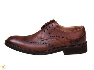 مدل کفش رسمی اداری مردانه بتا - کفش چرم تبریز
