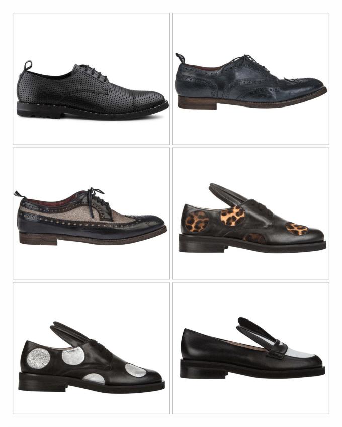 کفش های تخت زنانه 2018