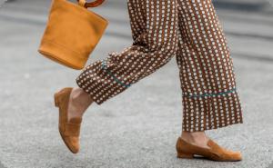 مدل کفش های تخت زنانه (flat shoes) در سال ۲۰۱۸