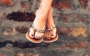 مدل کفش های صندل زنانه (women sandals) در سال ۲۰۱۸