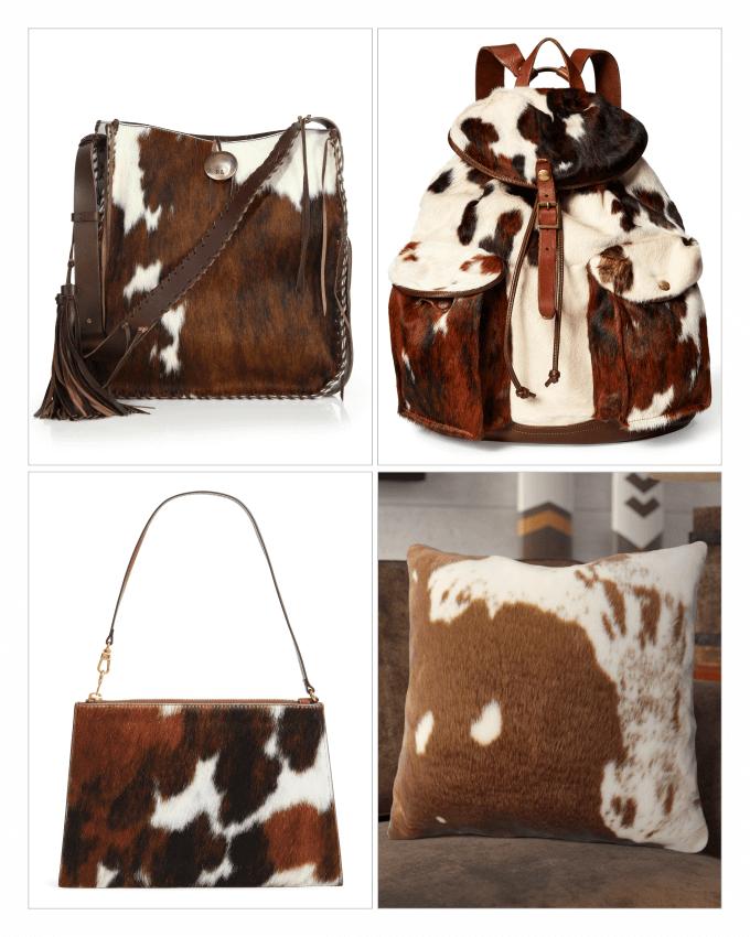 استفاده از پوست طبیعی و بدون موی گاو در صنعت کفش و چرم