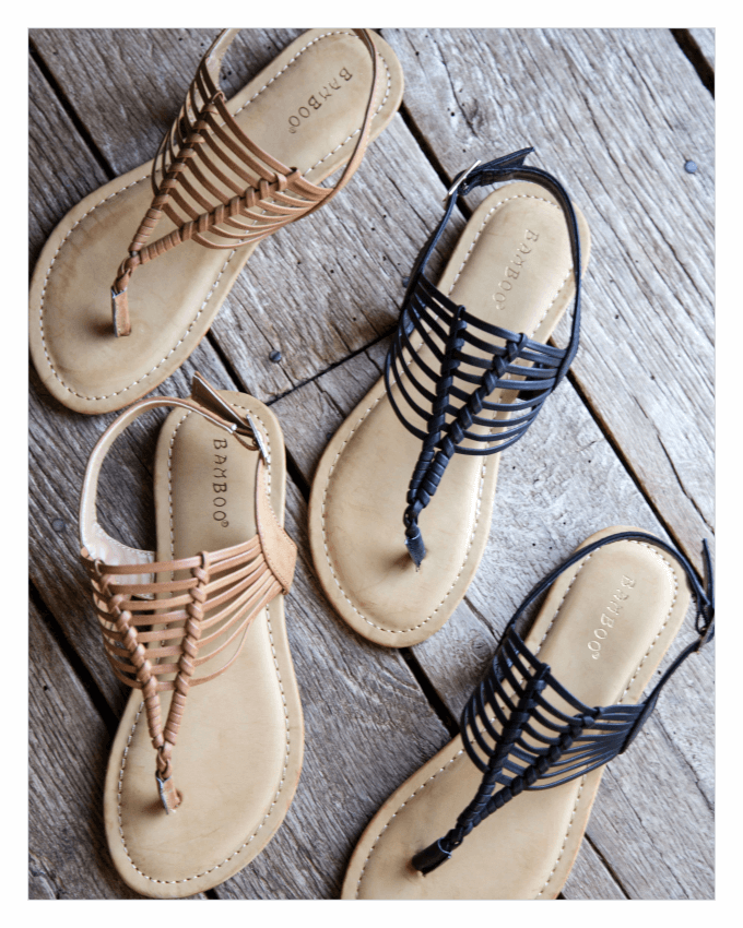 انواع کفش های زنانه و مردانه با بافت چرمی