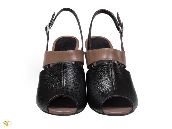 کفش زنانه مدل پینتا رنگ مشکی - کفش