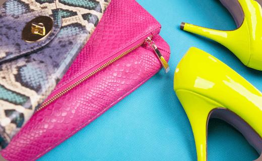 ست انواع کیف و کفش های زنانه (نیویورک، پاریس، میلان و لندن) ۲۰۱۹ (۳)