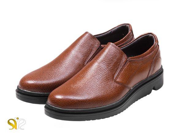کفش چرمی طبی مردانه سی سی