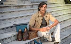 ایگور سوچنکو (Igor Suhenko) استاد، کفش دست دوز در صربستان
