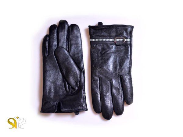 دستکش چرم مردانه نرم - کفش سی سی