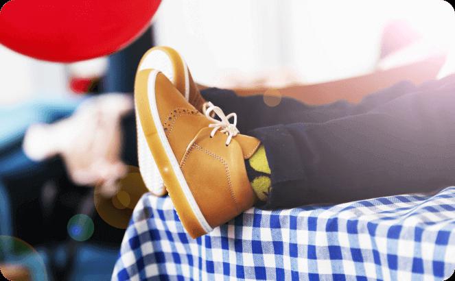 مدل کفش های بچگانه (Kids Shoes) در سال ۲۰۱۸