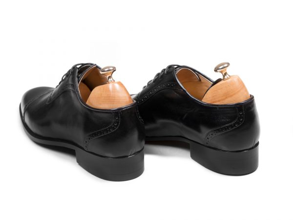 کفش مردانه مجلسی چرم پاناما