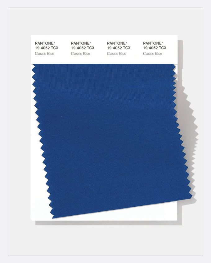 آبی کلاسیک، رنگ سال ۲۰۲۰ - رنگی برای آرامش و بازیابی اعتماد به نفس