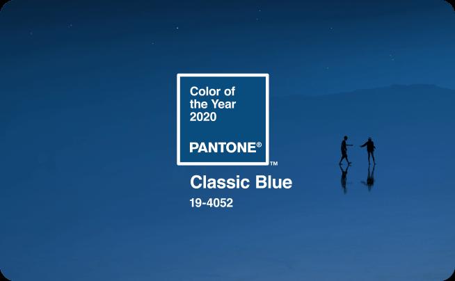 آبی کلاسیک، رنگ سال ۲۰۲۰ – رنگی برای آرامش و بازیابی اعتماد به نفس