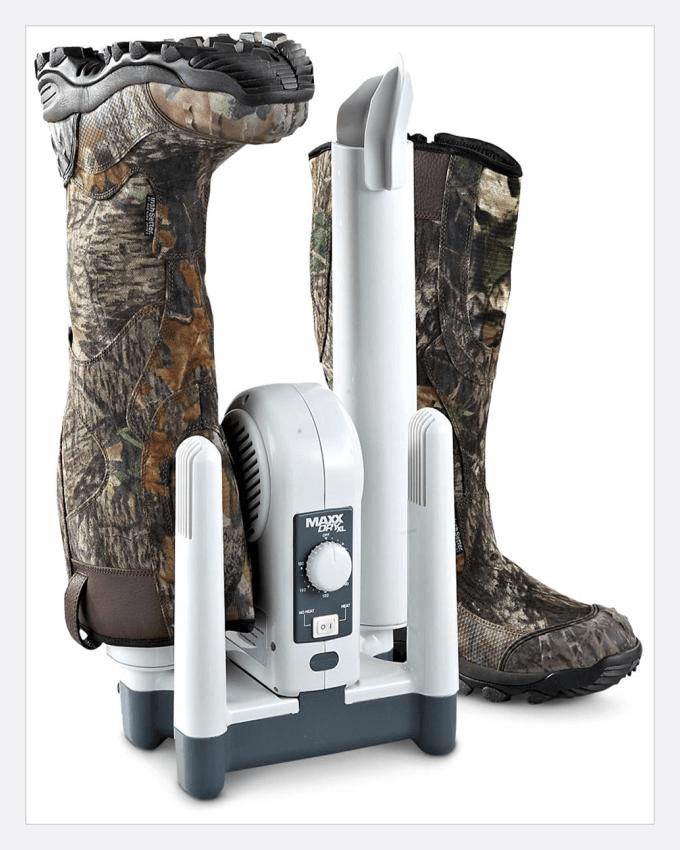 انواع مختلفی از دستگاه های خشک کن برقی کفش(Shoes Dryer)