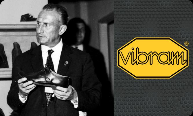 شرکت ویبرام (Vibram)، بیش از 80 سال تولید زیره برای انواع کفش