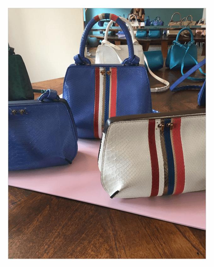 کیف های زنانه دست دوز مائورو اوریتی کارلا (Mauro Orietti Carella)