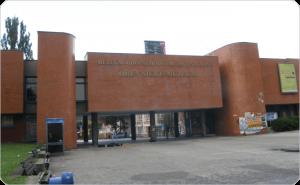 موزه کفش شهر زلین (Zlín)، در جمهوری چک (Czech Republic)