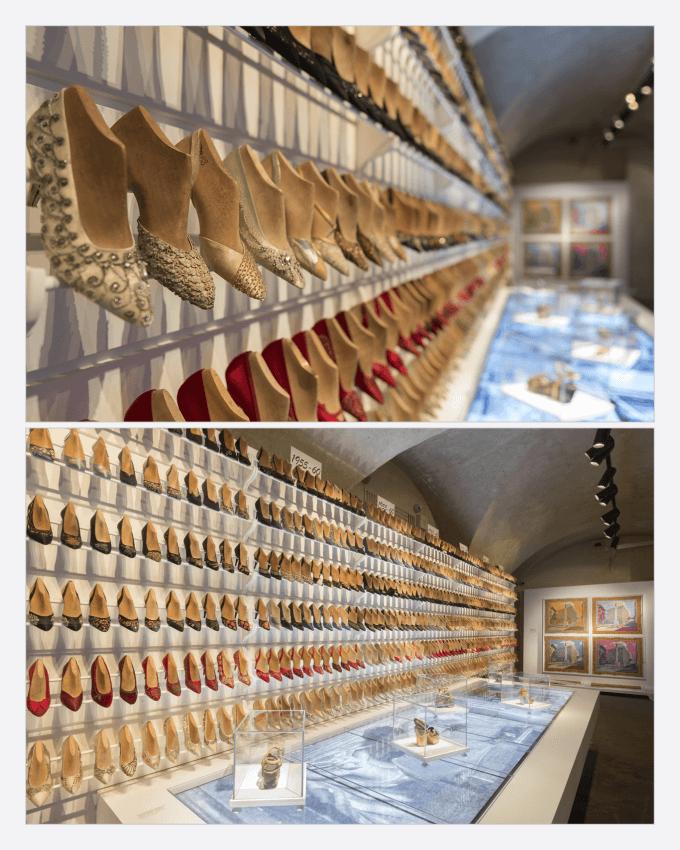 موزه کفش سالواتوره فراگامو در فلورانس ایتالیا (Salvatore Ferragamo Museo)