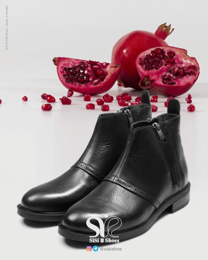 کفش تمام چرم به رنگ مشکی، یک نیاز شدید یا یک عنصر سبک؟