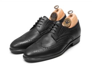 کفش مردانه چرم سی سی مدل ماهور