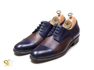کفش مردانه چرم مدل پالو