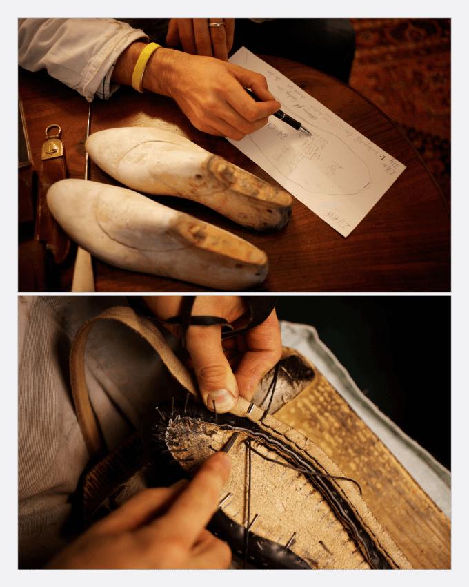 Rudolf Scheer، قدیمی ترین کفش دست دوز جهان در وین اتریش