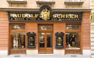 Rudolf Scheer، قدیمی ترین برند کفش دست دوز جهان در وین اتریش