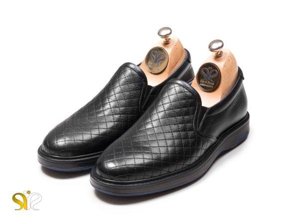 مدل کفش چرم مردانه برای اداره