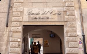 مشهورترین مدرسه چرم جهان، سکولا دل کیو (Scuola del Cuoio) در فلورانس ایتالیا