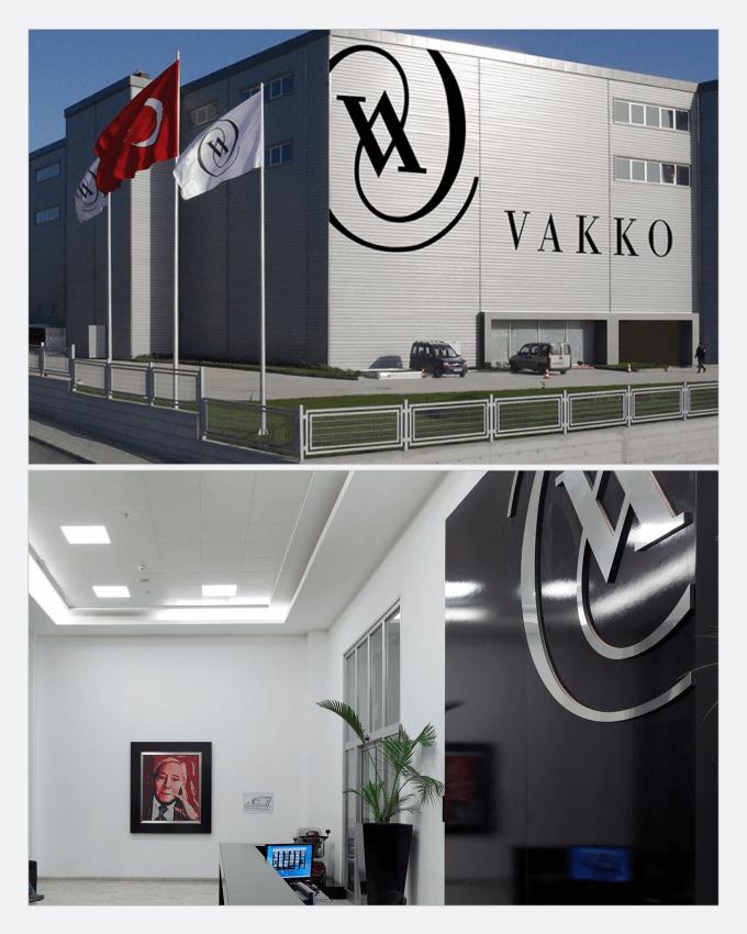 واکو Vakko، اولین برند لوکس و لاکچری مد در ترکیه