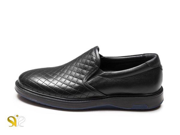 عکس کفش مردانه چرمی مدل جاستین سی سی