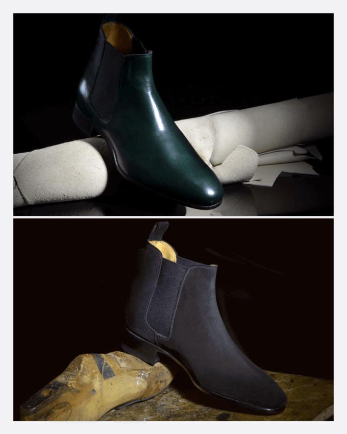 ظریف ترین کفش های دست دوز کارمند سابق اپل، آلن بودوین (Allan Baudoin)