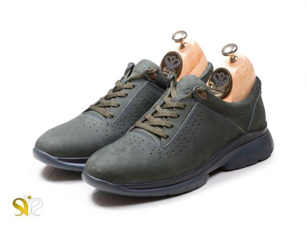 عکس مدل کفش چرم اسپرت پسرانه لسکون