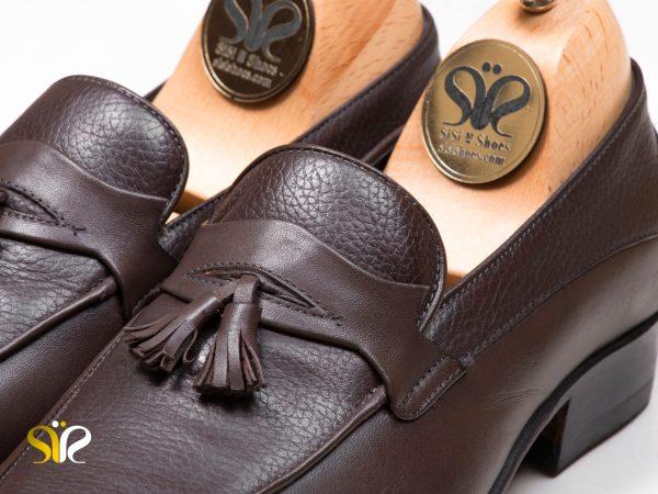 کفش مردانه کالج آویز دار مدل لاما سی سی