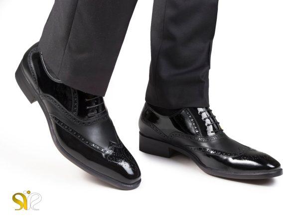 مدل کفش کلاسیک هشت ترگ تبریز آذین
