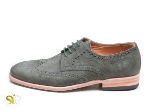 کفش مردانه چرم سی سی مدل ماهورا