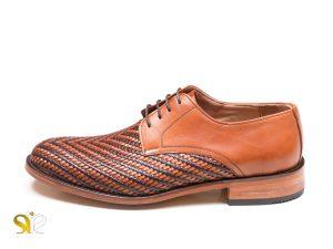 کفش مردانه مدل بافتی