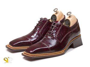 کفش مردانه تمام دست دوز مدل پریمو