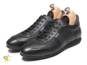 کفش اسپرت چرم مردانه مدل برنی