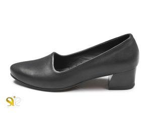 کفش زنانه پاشنه کوتاه مدل کنسیس