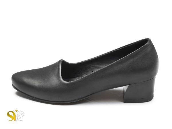 کفش زنانه پاشنه کوتاه برای اداره مدل کنسیس