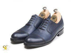 کفش دستدوز مردانه مدل ژاکارد