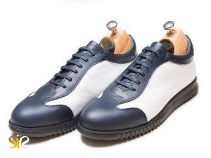کفش مردانه چرمی مدل مازولا پلاس