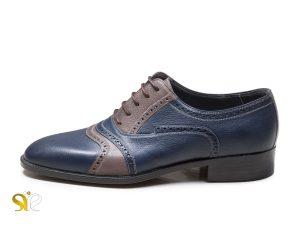 کفش مردانه چرمی مدل والیس