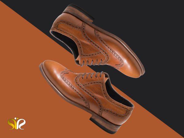 عکس مدل کفش مردانه چرم